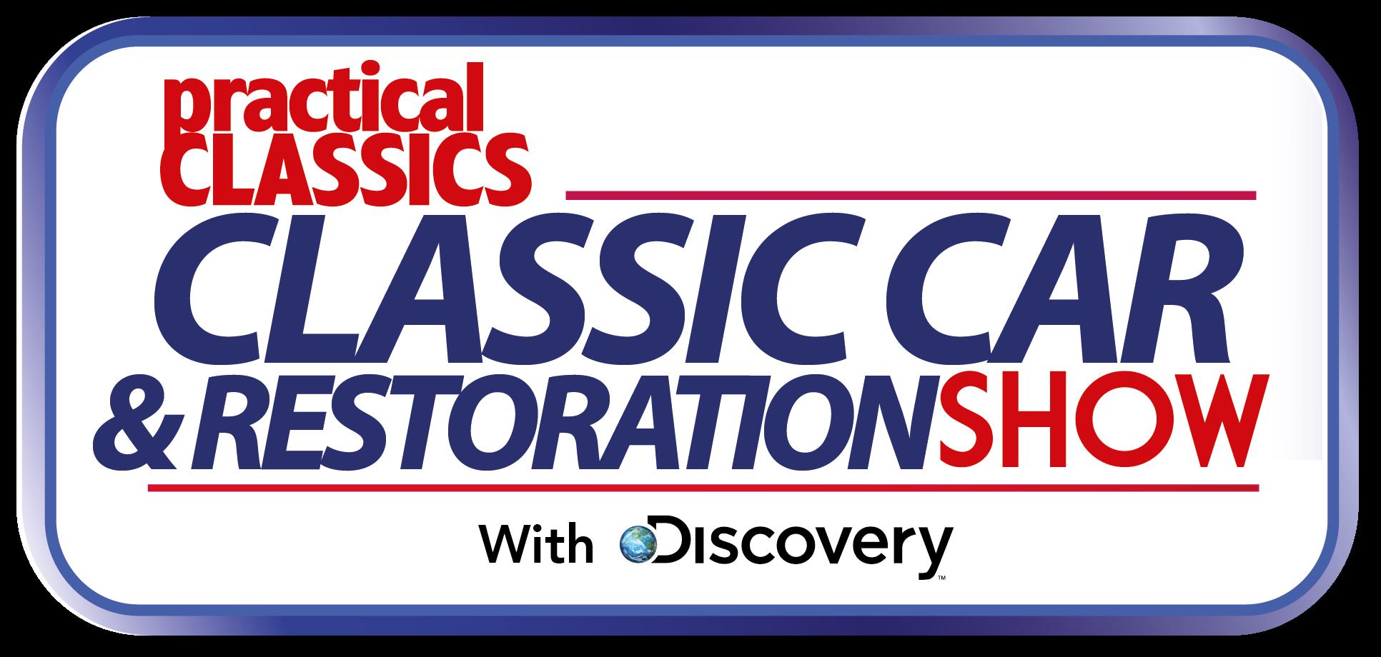 Practical Classics Restoration Show Logo